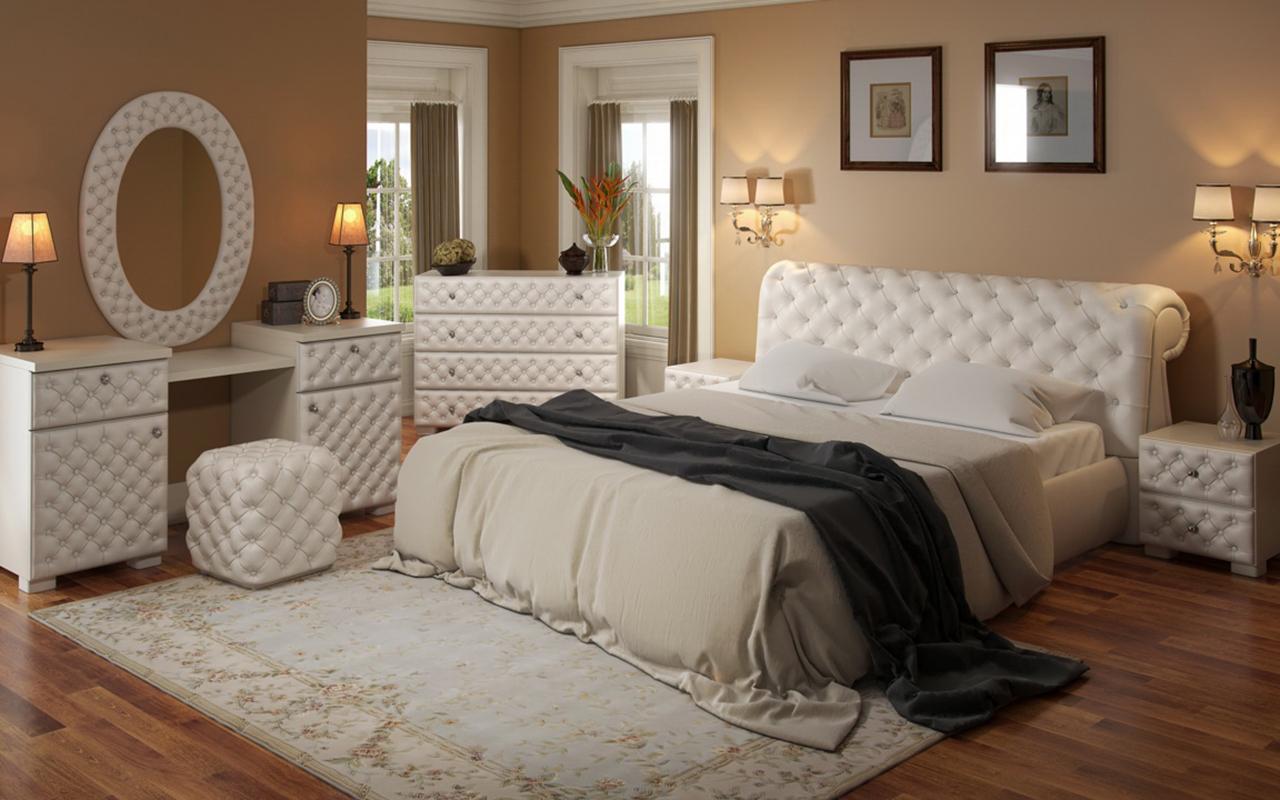 проем спальный гарнитур с мягкой кроватью фото совмещает себе лучшие